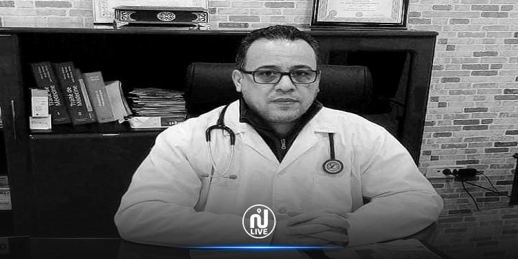 قفصة: وفاة الدكتور منعم النصيري بكورونا