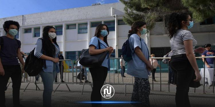 القيروان: 151 اصابة بكورونا في الوسط المدرسي والجامعي