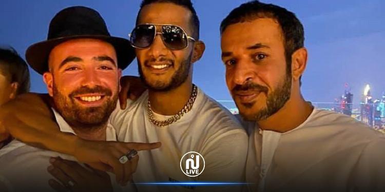 نقابة المهن التمثيلية بمصر تعلق على صور محمد رمضان مع فنانين صهاينة
