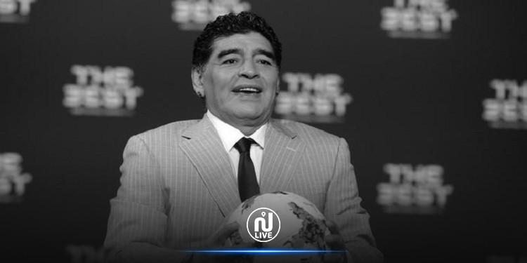 الأرجنتين تعلن الحداد بعد وفاة مارادونا