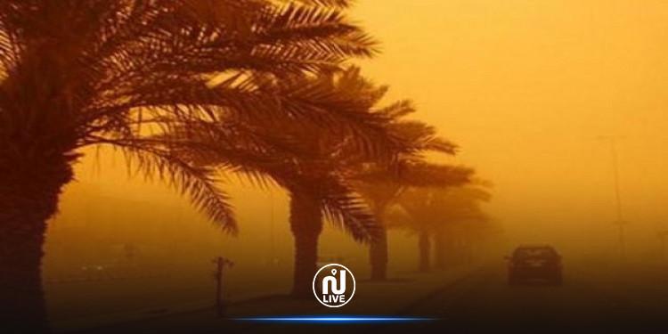 طقس اليوم: دواوير رملية وأمطار منتظرة بهذه المناطق