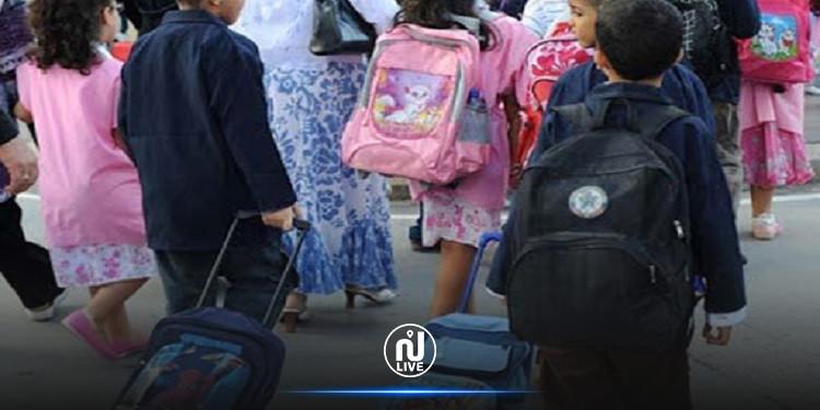 3400 اصابة بكورونا في الوسط المدرسي
