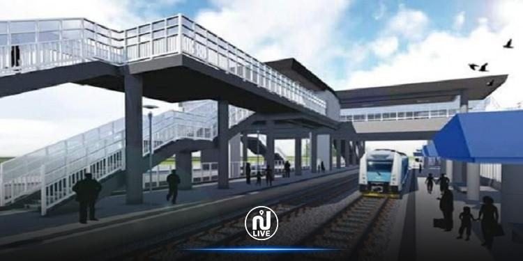موعد انطلاق القطار السريع بين العاصمة والسيجومي