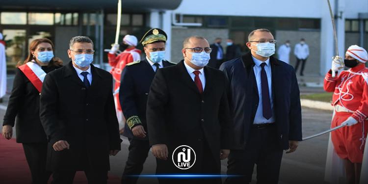 المشيشي يغادر تونس في زيارة إلى فرنسا وإيطاليا