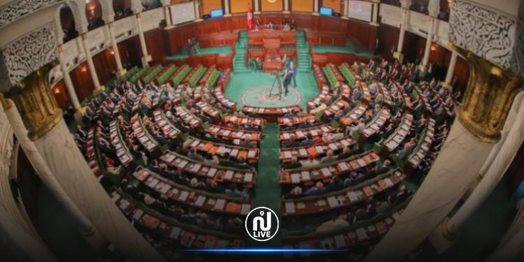 جلسة عامة للحوار مع الحكومة حول 100 يوم من عملها