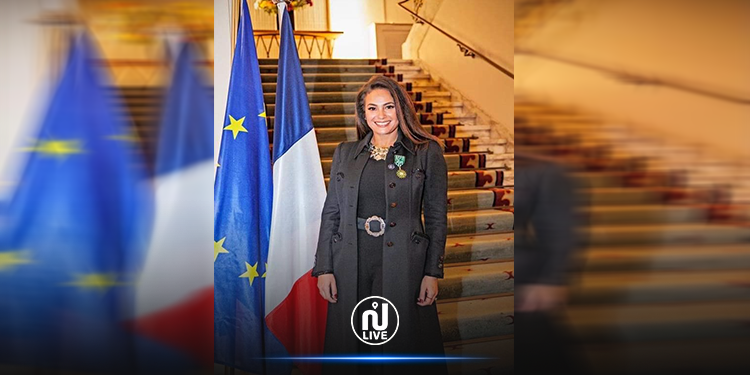 فرنسا تمنح هند صبري وسام الفنون والآداب