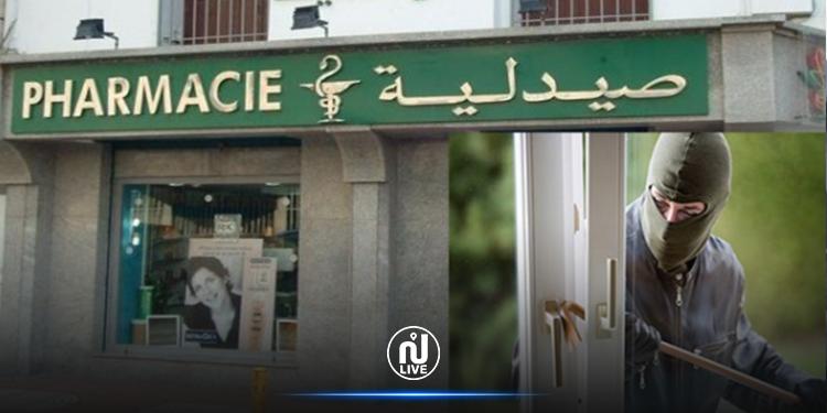 العاصمة: إيقاف منحرف مختصّ في سرقة الصيدليات