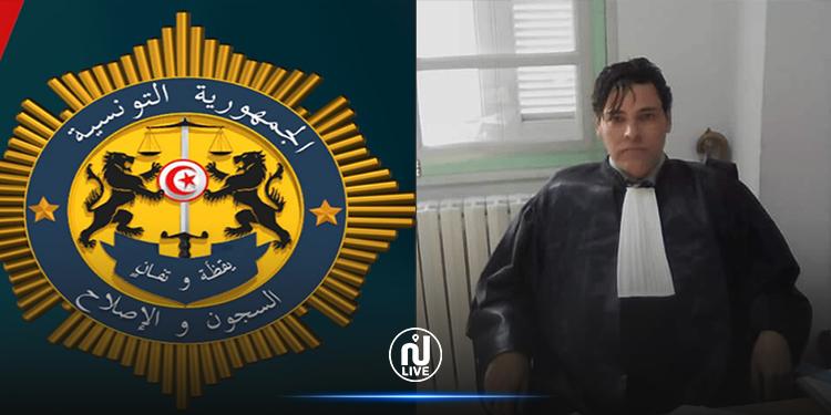 محاولة انتحار القاضي المكي بن عمار: هيئة السجون والاصلاح توضّح