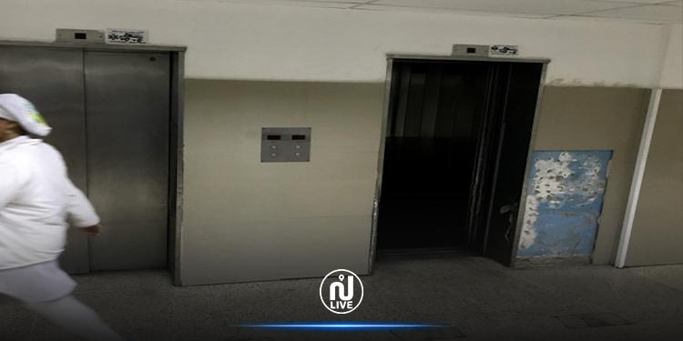 الى اليوم: المصعد بالمستشفى الجهوي بجندوبة معطّل !