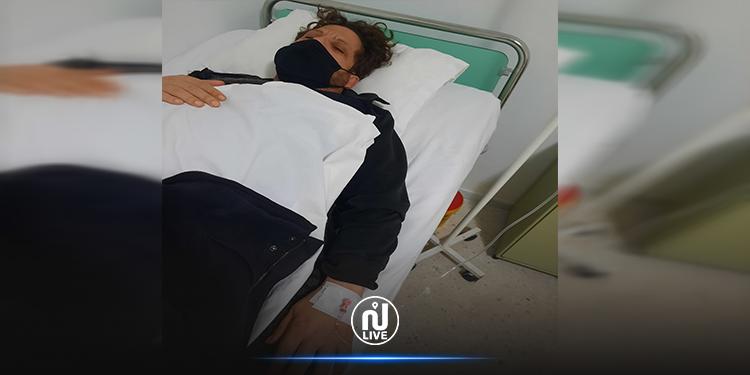 تعرّض النائب خالد الكريشي لأزمة صحية