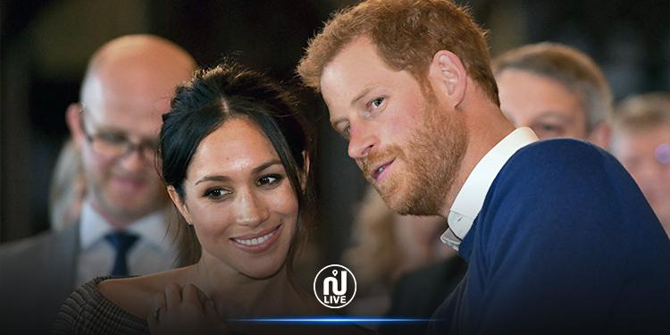 الأمير هاري وزوجته ينتظران مولودهما الثاني