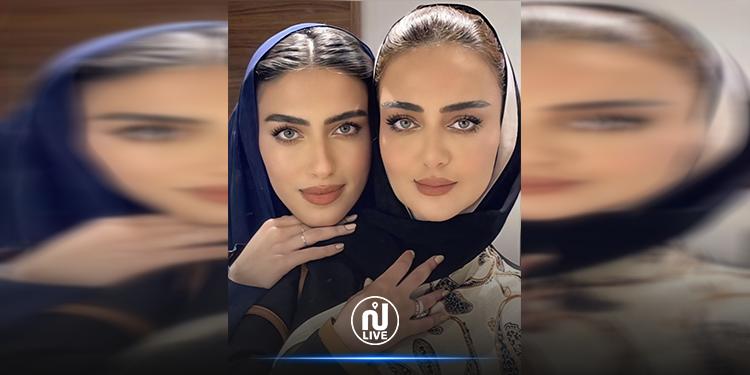 سعودية تثير حيرة الجمهور بصورة مع والدتها