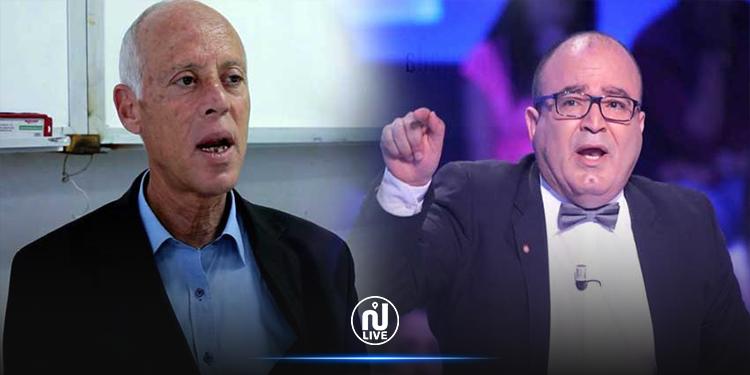 بوغلاب: ''بابا الفاتيكان عمرو 85 عام سافر للعراق واحنا رئيسنا ما فاتش القيروان''