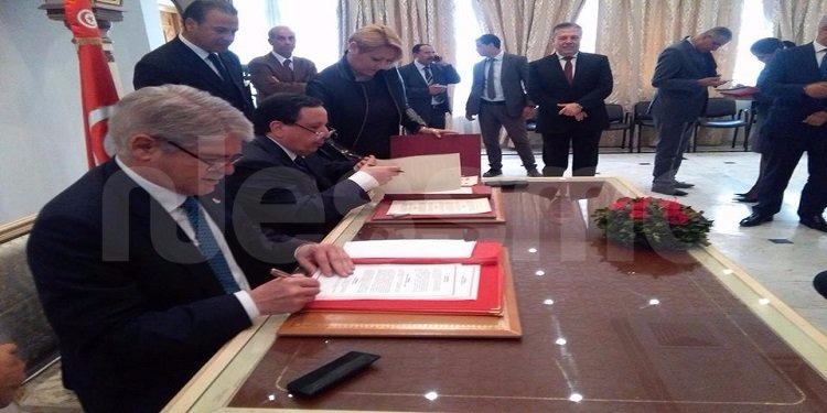 امضاء اتفاقية حول مكافحة الجريمة الالكترونية بين تونس و اسبانيا