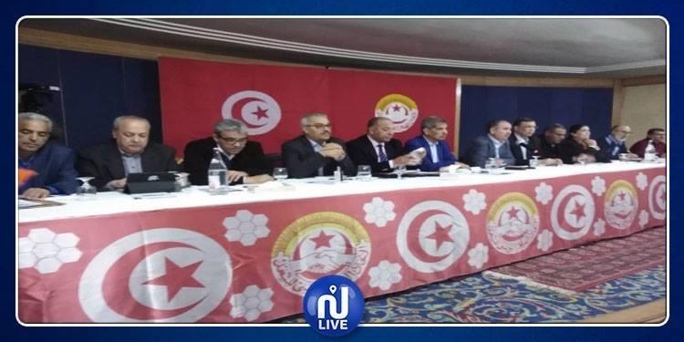 La Commission administrative de l'UGTT se réunit, à Hammamet