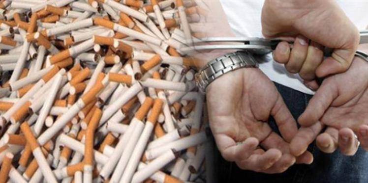 قابس: حجز ما قيمته 700 ألف دينار من التبغ المهرب بمارث