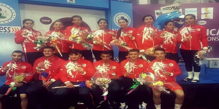 مصارعة: المنتخب التونسي يُحرز 14 ميدالية في ختام البطولة الإفريقية للأواسط