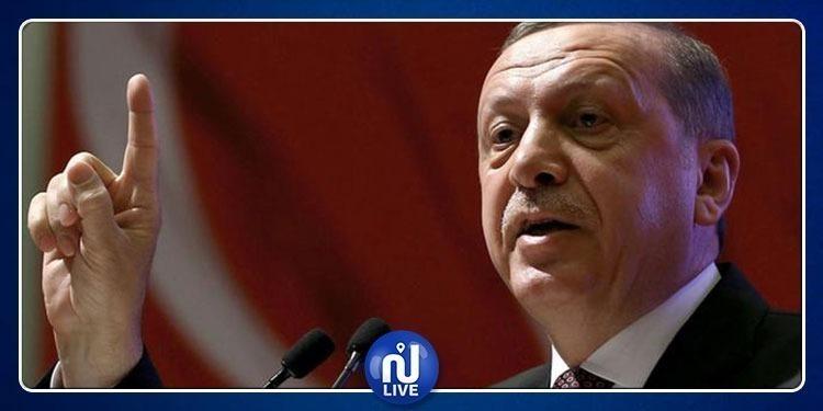 أردوغان: كل من يحاول نقل المعركة إلى اسطنبول سيعود لبلده ''في نعش''