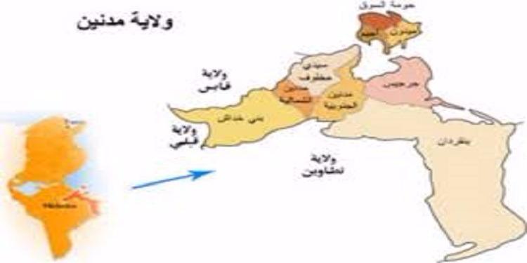 مدنين: انهيار مسكن عجوز  بمنطقة ''دمر'' بسبب السيول الجارفة
