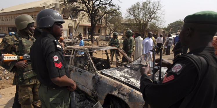 سلسلة انفجارات تهز شمال شرق نيجيريا