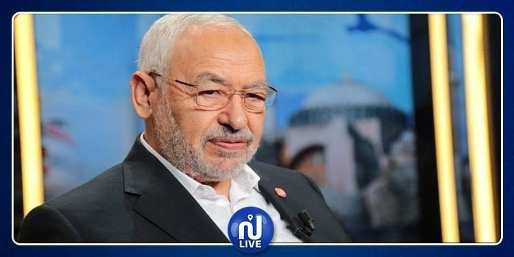 راشد الغنوشي:النهضة لم تحسم موقفها بخصوص مرشحها للإنتخابات الرئاسية