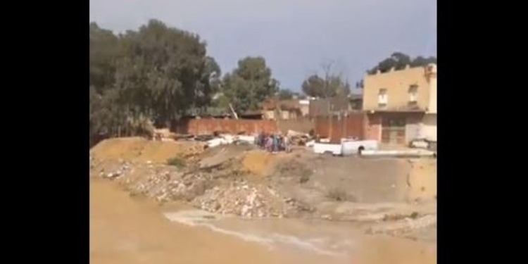 Pluies à Kasserine et Maktar: l'armée évacue la population