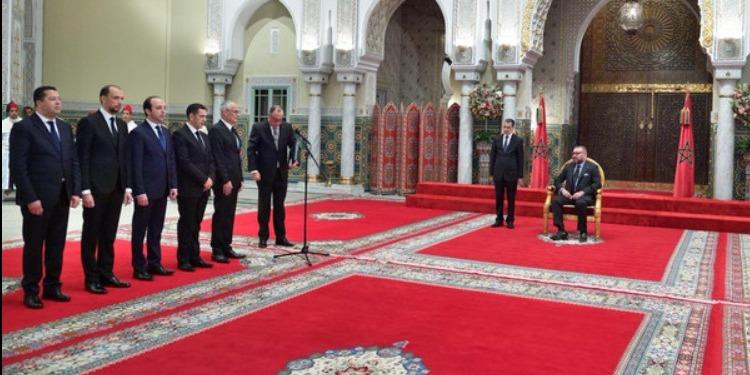 تعيين 5 وزراء جدد في الحكومة المغربية