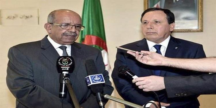 الوزير الأول الجزائري يجدد عزمه على الارتقاء بعلاقات الصداقة بين تونس والجزائر