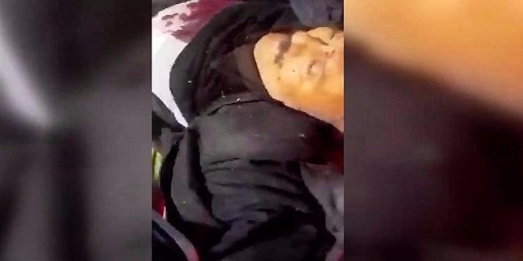لحظة تفجير منزل الرئيس اليمني السابق في صنعاء (فيديو)