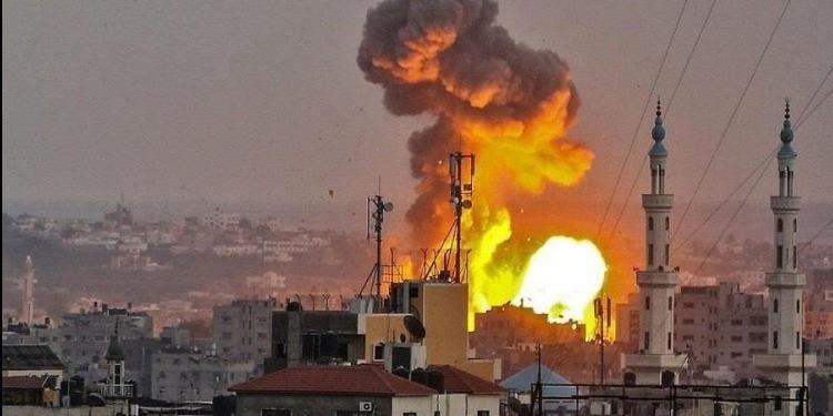 Vaste offensive israélienne dans la Bande de Gaza