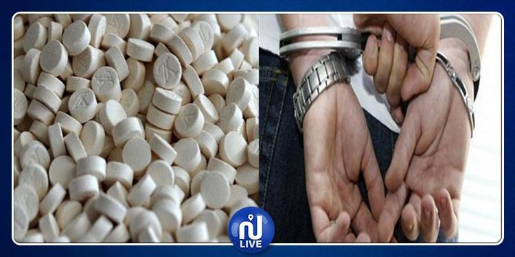 المروجات: الإطاحة بشاب تعلقت به تهم ترويج المخدرات