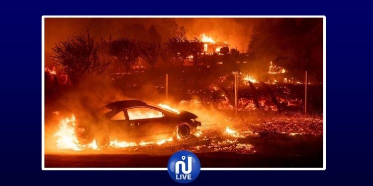 Incendies dévastateurs en Californie: une trentaine de morts