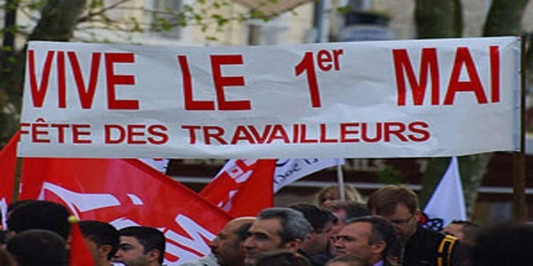 1er mai : Honneur et hommage à tous les travailleurs