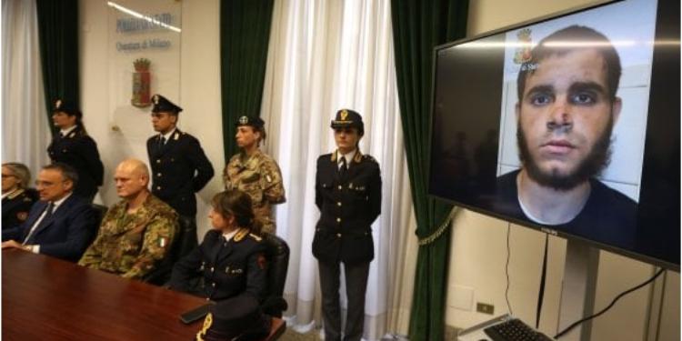 إيطاليا : 7 سنوات سجنا في حق التونسي منفذ هجوم محطة القطارات بميلانو