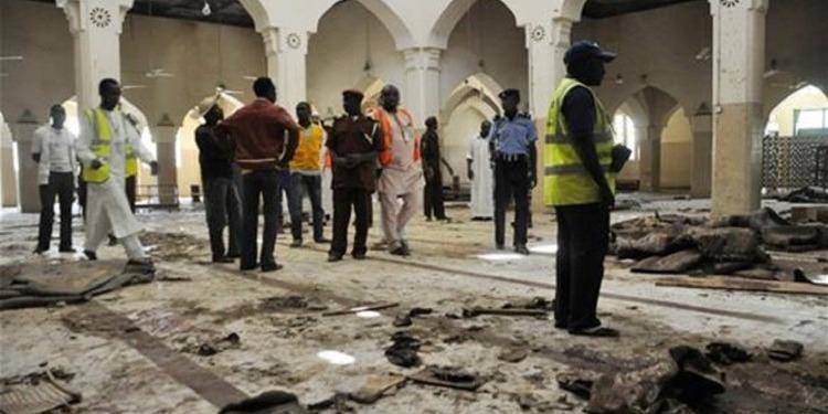 نيجيريا: مقتل 11 شخصا بتفجير إرهابي إستهدف مسجدا