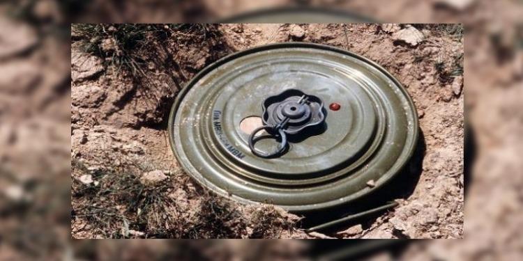 Un soldat blessé dans l'explosion d'une mine, à Kasserine