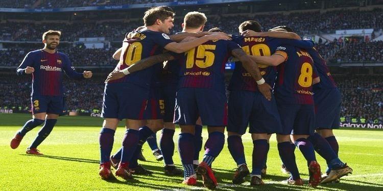 Liga: Le Barça à un petit point du titre