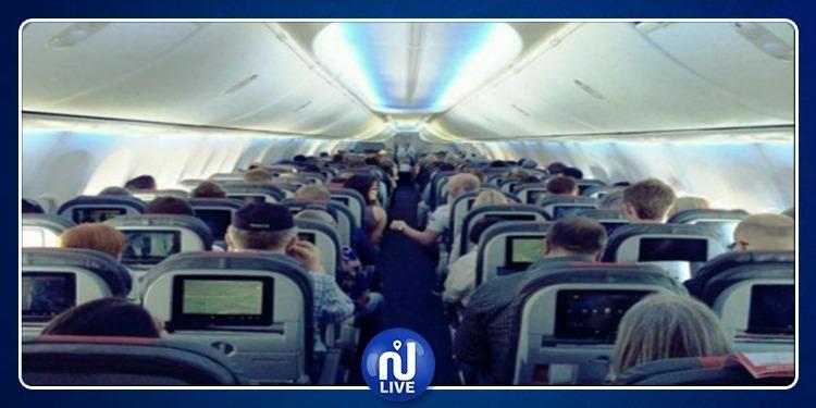 ماذا يحدث في حالة وفاة مسافر على متن الطائرة؟