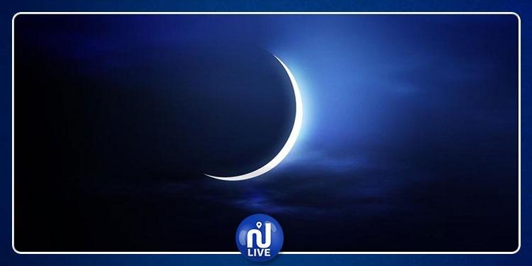 أول أيام شهر رمضان حسب المعهد الوطني للرصد الجوي