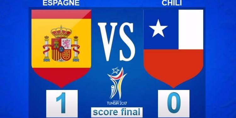اسبانيا تُزيح التشيلي وتحجز مقعدا في ربع نهائي مونديال الميني فوت