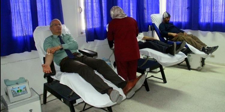 وزير الصحة: 'نسبة التبرع الطوعي بالدم في تونس مازالت دون المأمول'