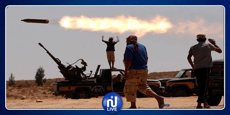 تونس والجزائر تجدّدان الدعوة إلى الوقف الفوري لإطلاق النار في ليبيا