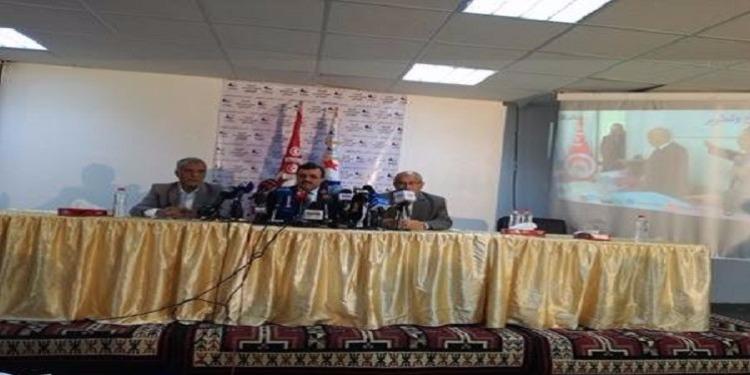 علي العريض : النهضة تدعم مسار المصالحة الشاملة ولكنها ترفض مقترح المشروع في صيغته الحالية