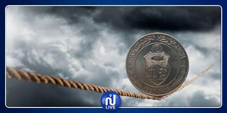 الدينار يخسر 28 بالمائة من قيمته أمام الأورو خلال سنتين فقط !