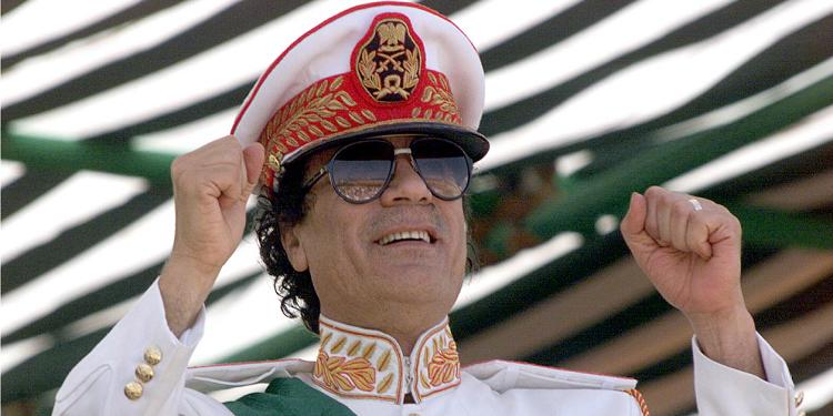''Tempête du désert'', une série sur la vie de Kaddafi