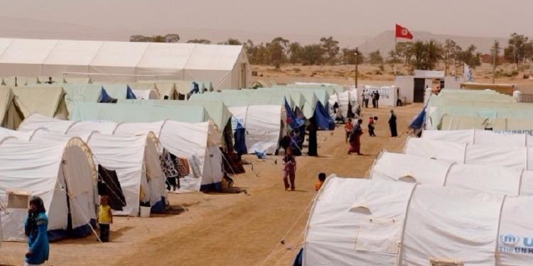 يضم حوالي 40 مهاجرا إفريقيا: إخلاء مخيم الشوشة بالقوة العامة