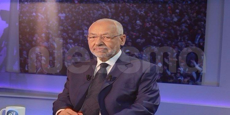 راشد الغنوشي: 'الجبهة دعت إلى الإحتجاجات ولم تسيطر عليها'
