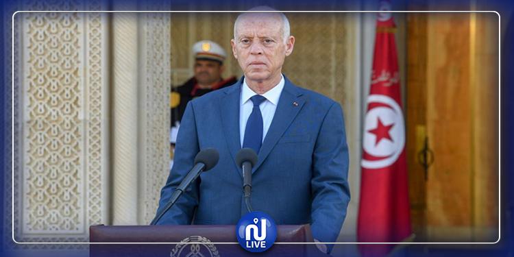 رئيس الجمهورية: الوضع تحت السيطرة ولا داعي للفزع (فيديو)
