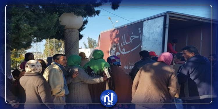 جمعية ''خليل تونس'' تستأنف أعمالها الخيرية