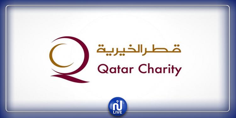 جمعية قطر الخيرية تتبرع بـ 280 الف دينار كمساهمة في مقاومة كورونا